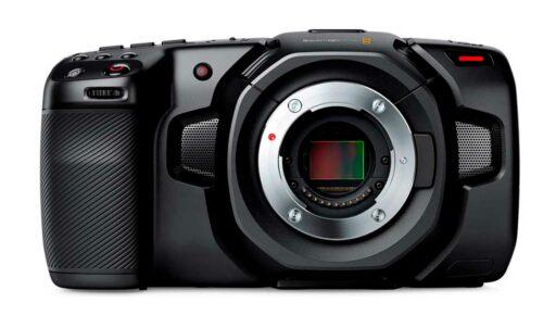 blackmagic pocket cinema camera 4k camaras.video