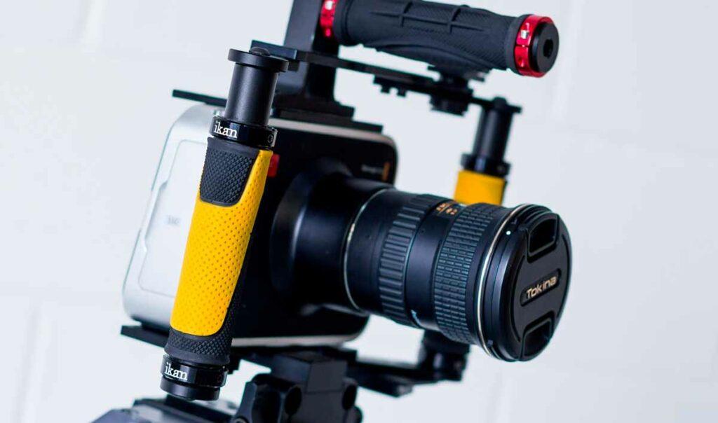 blackmagic design primera cámara de cine digital de 2012