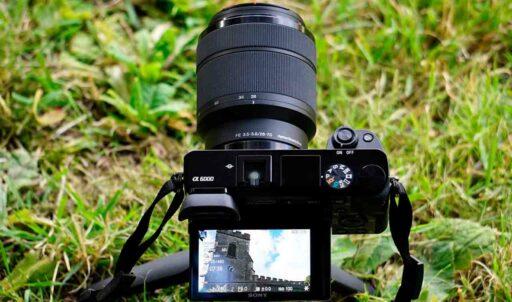 cámaras sony a6000 mirrorless video