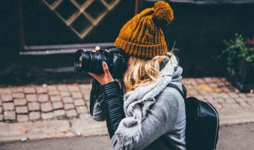cámaras canon DSLR street photopgraphy video