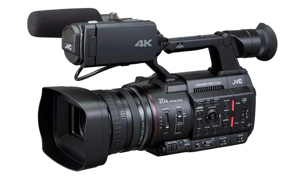 Cámaras de Vídeo JVC Baratas y de Segunda Mano