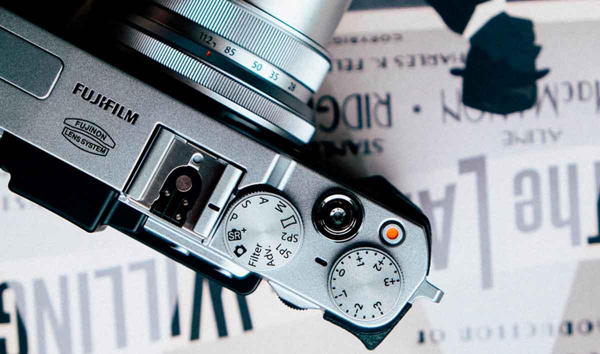 Cámaras Fujifilm de fotografía y vídeo
