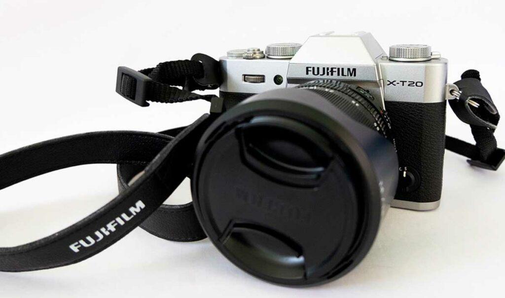 cámaras fujifilm X-T20 video