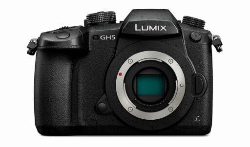 cámaras panasonic Lumix GH5 video