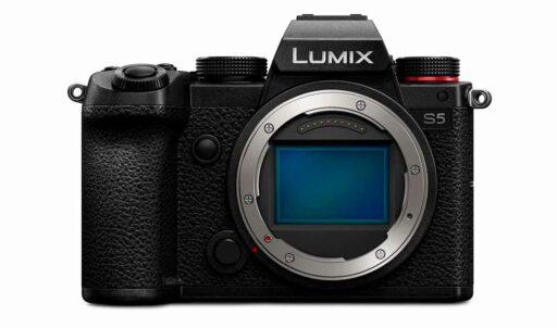cámaras Panasonic LUMIX S5
