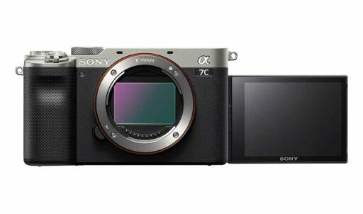 sony a7c camara full frame con pantalla abatible video