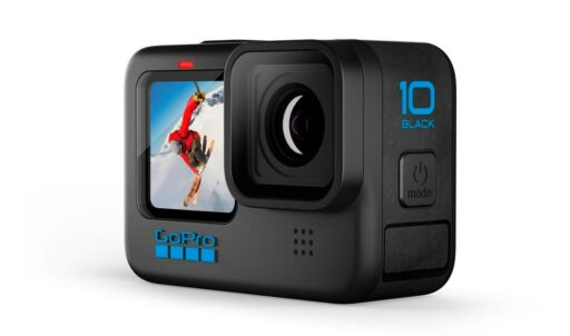 cámara GoPro Hero 10 Black camaras.video