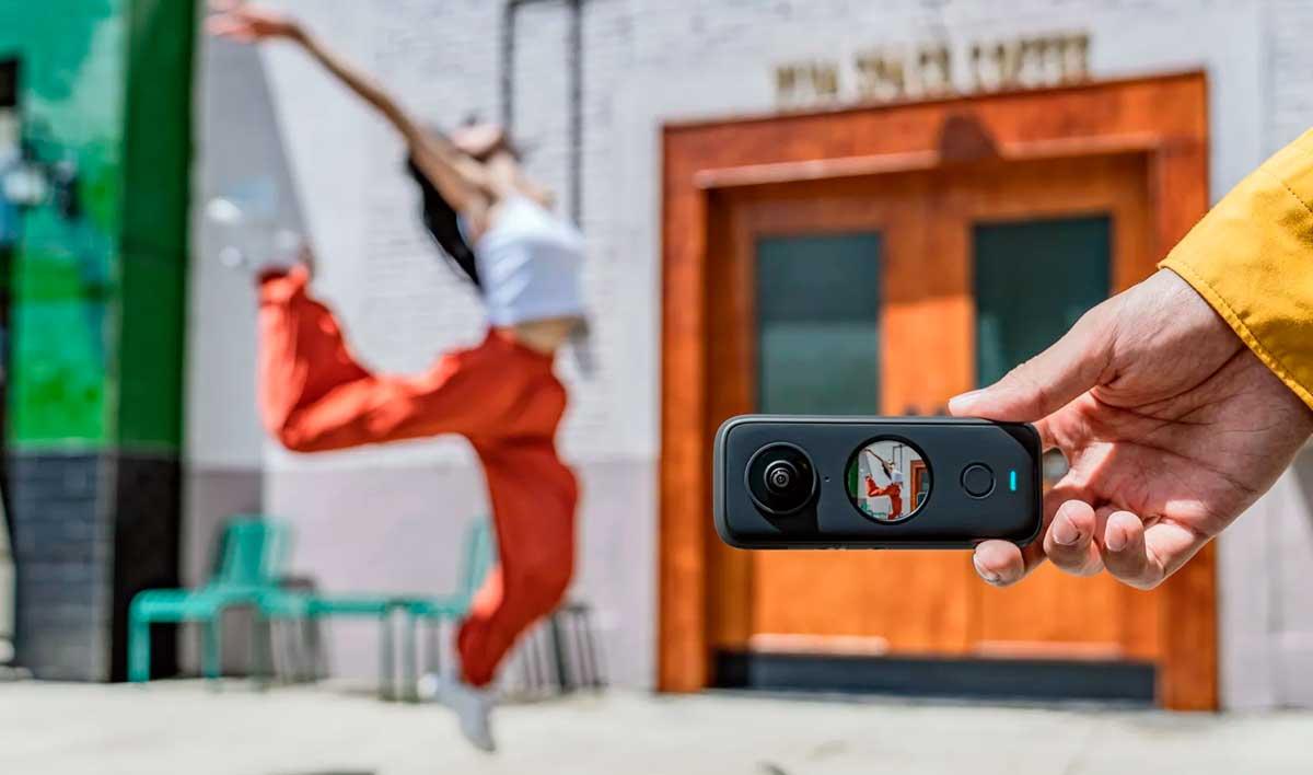 Insta360: cámaras para aventureros modernos