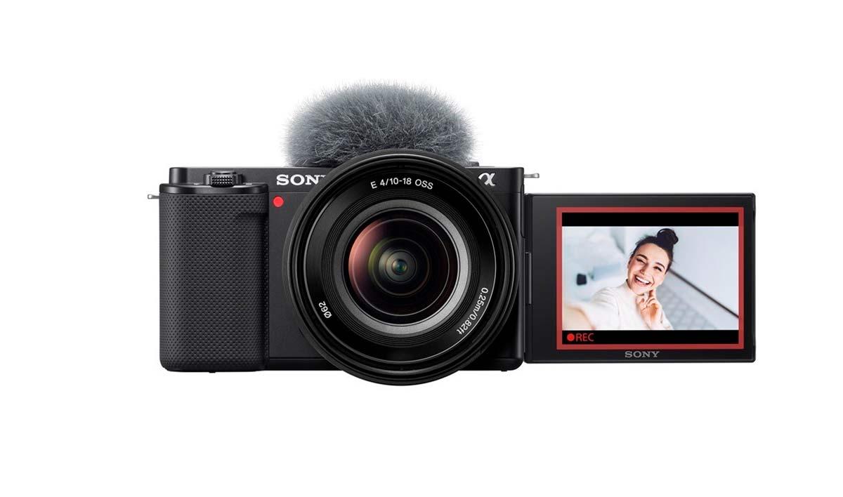 Sony ZV-E10 camaras.video