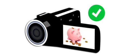 cámaras de vídeo baratas y buenas ofertas camaras.video