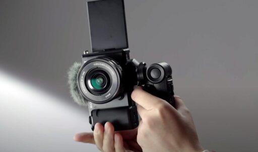 Sony ZV-E10 grabando en vertical camaras.video